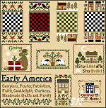Something Old, Something New! from Little House Needleworks - click to see more