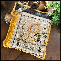The Stitching Bee from Little House Needleworks - click to see more