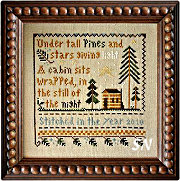Tall Pines from Little House Needleworks - click for more