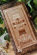Vanilla and Chocolate from Little House Needleworks - click to see more