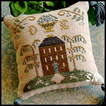 ABC Samplers #2 - DE from Little House Needleworks -- click to see more