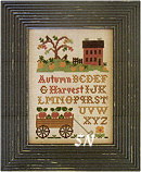 Autumn Harvest from Little House Needleworks - click for more