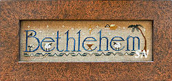 Bethlehem from Little House Needleworks -- click to see more