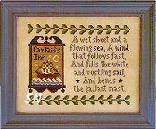 Captain's Inn from Little House Needleworks -- click to see more