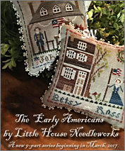 The Early Americans from Little House Needleworks -- click to see lots more