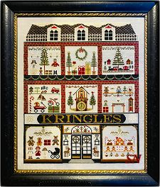 Kringles from Little House Needleworks - click to see more