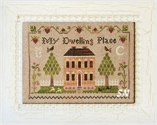 Home Sweet Home from Little House Needleworks -- click to see lots more