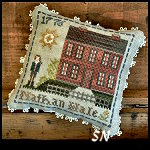 Early Americans #4 Nathan Hale from Little House Needleworks -- click to see lots more