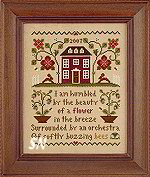 Nature's Beauty from Little House Needleworks -- click to see lots more