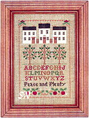 Peace and Plenty from Little House Needleworks - click to see more