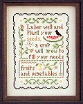 Plant Your Seeds by Little House Needleworks -- click to see more