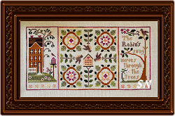 Robin's Song from Little House Needleworks -- click to see more