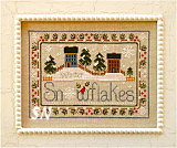 Snowflakes from Little House Needleworks -- click to see more