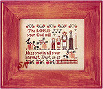 The Harvesters by Little House Needleworks -- Click to see more