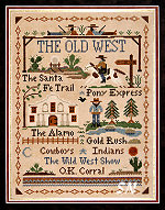 The Old West from Little House Needleworks -- click to see lots more
