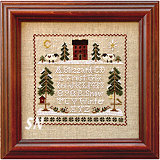 Winter Whites from Little House Needleworks -- click to see more