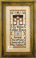 Ye Olde Coffee House from Little House Needleworks -- click to see lots more