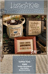 #183 Coffee Time Chart from Lizzie Kate