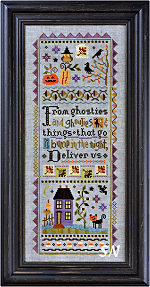 Secret Mystery Sampler from Lizzie*Kate - click for more