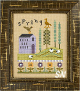 Lizzie Kate's Spring 4 Seasons Flip-it - click for more