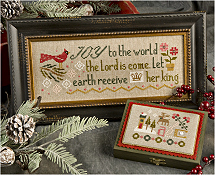 Joy to the World Christmas Kit from Lizzie*Kate - click for more