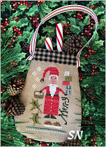 Lizzie Kate's Very Merry Santa Kit - click for more