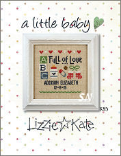 Lizzie Kate's K85 A Little Baby Kit - click for more