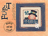 Lizzie Kate Flip-It F36 March Stamp -- click to see a larger view