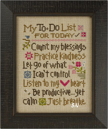 #158 My To Do List from Lizzie*Kate - click for more