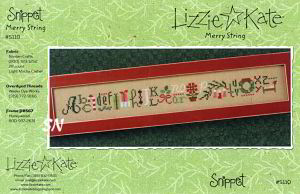 Merry String Snippets Snippet from Lizzie*Kate - click for more
