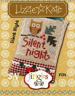 F134 Silent Night Flip-it from Lizzie*Kate - click for more