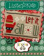 F137 Let It Snow JINGLES Flip-it from Lizzie*Kate - click for more