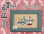 Lizzie Kate June Flip-it Bit F63