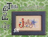 Lizzie Kate July Flip-it Bit F64