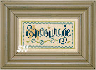 Encourage from Lizzie*Kate - click to see more