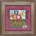 Garden in Punch Needle from Lizzie Kate -- click to see more