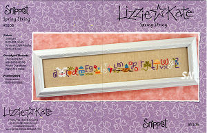 S106 Spring String Snippet from Lizzie*Kate - click for more
