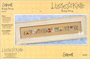 S107 Buzzy String Snippet from Lizzie*Kate - click for more