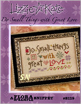 Lizzie Kate's Do Small Things with Great Love