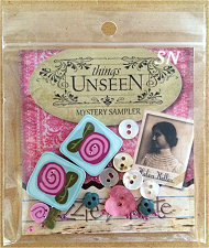 Lizzie Kate's Mystery Sampler Things Unseen - click for more