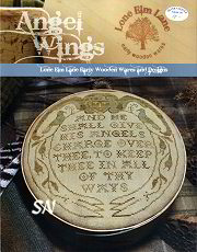Angel Wings from Lone Elm Lane Designs -- click to see more