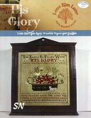 His Glory from Lone Elm Lane Designs -- click to see more