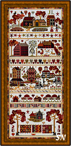 QUILTZ from Long Dog Samplers - click for more