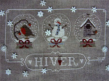 Hiver from Madame Chantilly