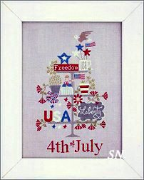 Celebrate 4th of July from Madame Chantilly
