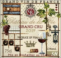 Vin de France from Madame la Fee - click to see more