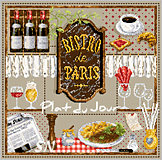 Bistro de Paris from Madame la Fee - click to see more