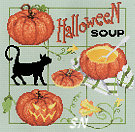 Halloween Soup from Madame la Fee - click to see more