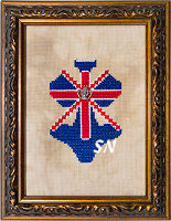 Great Britain from Meridian Designs - click to see more