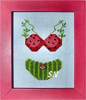Summer Melons from Meridian Designs - click to see more